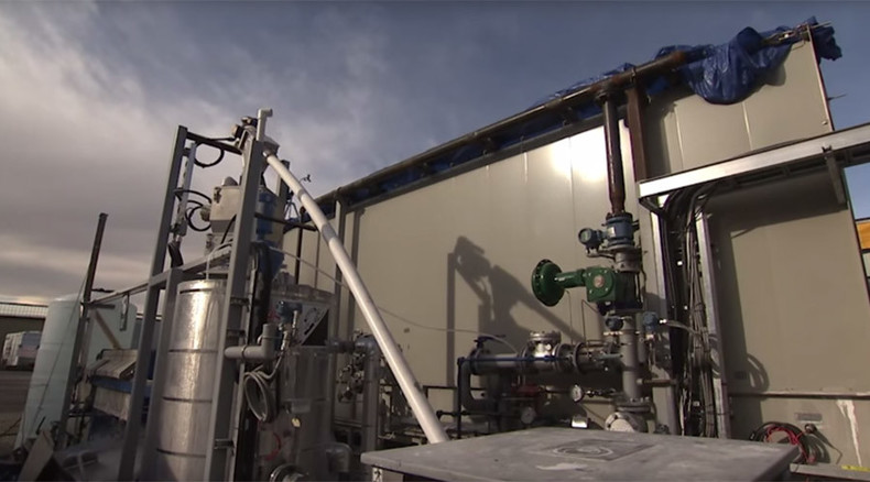 Future of fuel? Canadian company captures CO2 from air, turns into storable pellets