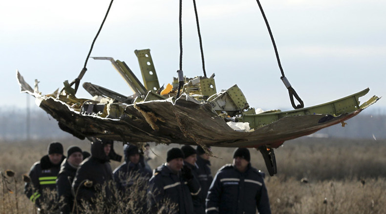 MH17 investigation 'politicized from the very beginning'