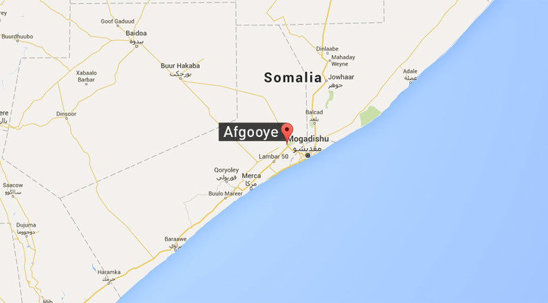 Plane crash-lands in Somalia after failing to land at capital's airport