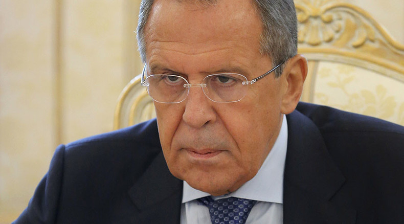 Lavrov: Little doubt US arms delivered to Syrian opposition to fall into terrorists' hands