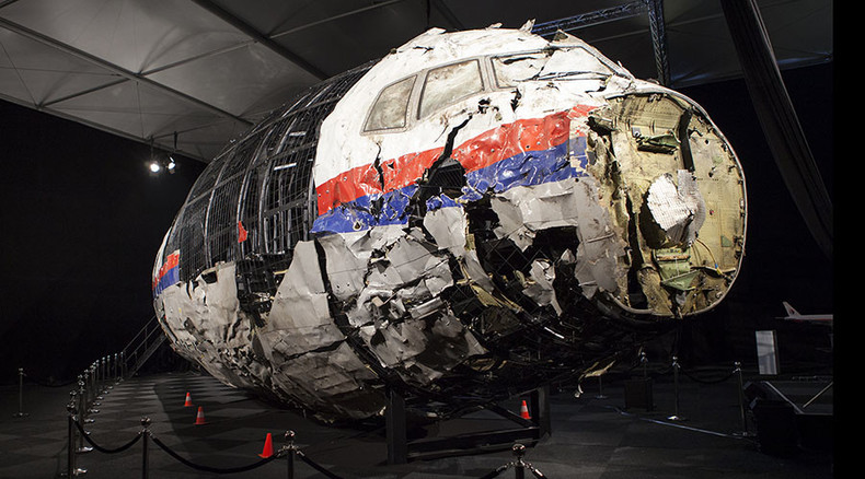 MH17 shot with BUK missile, Ukraine failed to close airspace