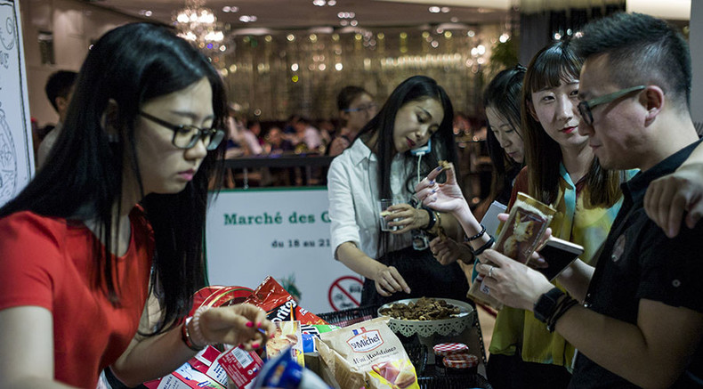 China's middle class overtakes US as the world's largest