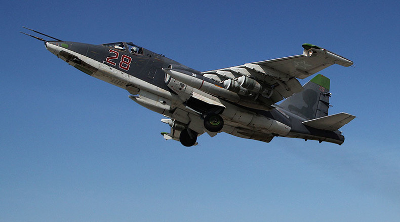 Combat report: Russian jets make 41 sorties against ISIS in Syria, cut off its arms supplies