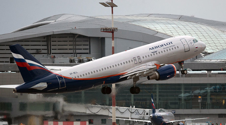 Putin bans Russian civil servants from using foreign airlines for business travel