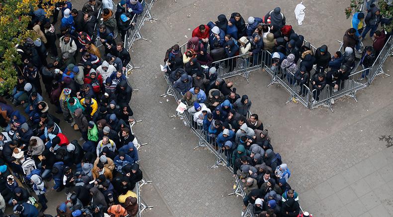 Migrants sue Berlin's main refugee center for delays to welfare handouts