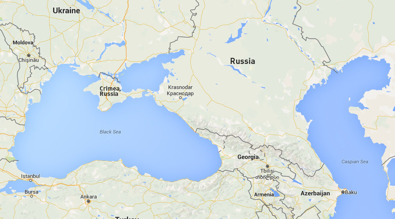 Oxford's new geography textbook names Crimea as part of Russia
