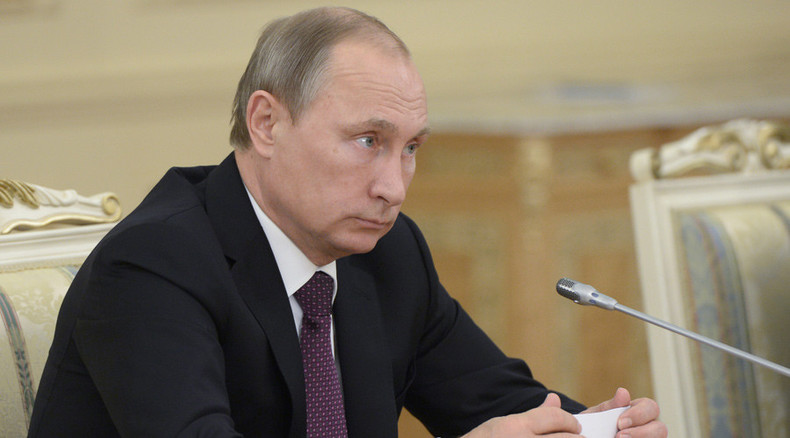 Putin: I don't get how US can criticize Russian op in Syria if it refuses dialogue
