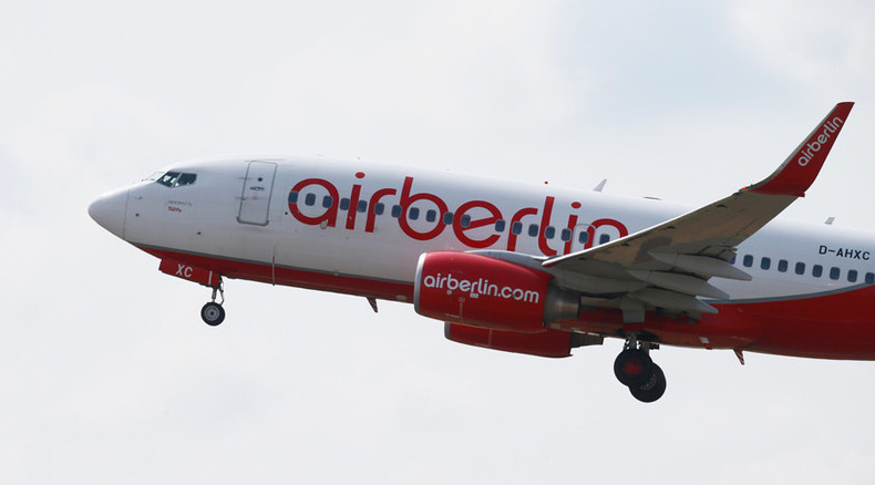 Air Berlin to stop flights to Russia in January