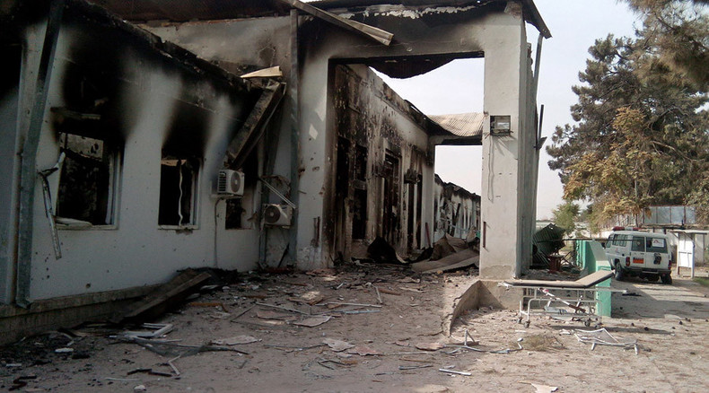 US forces in Afghanistan knew Kunduz site was hospital - report