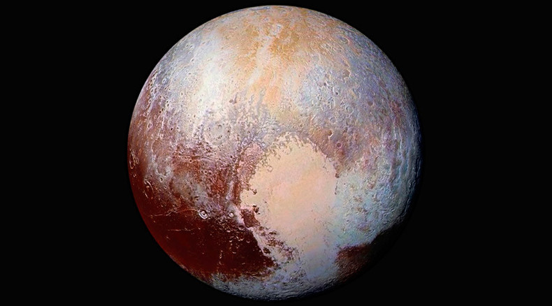 NASA reveals first official findings of Pluto mission