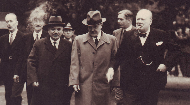 Gathering storm: Maisky, Churchill and the Second Front