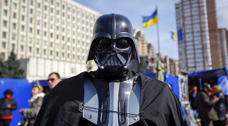Ukrainian petition suggesting Lord Vader for PM to be considered by president
