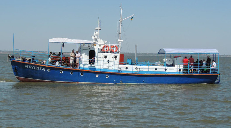 At least 14 dead in Ukraine after passenger boat capsizes in choppy waters