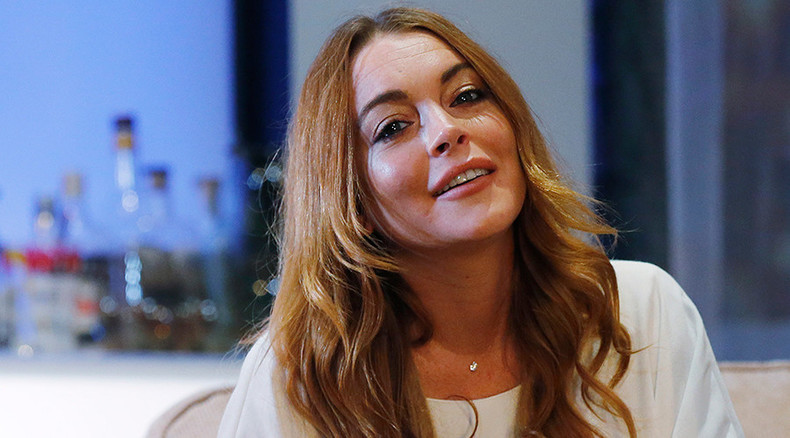 God help this world! Social media trolls Lindsay Lohan after announcing 2020 presidential bid