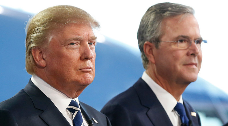 'I would have stopped 9/11' says Trump. He's 'pathetic' and 'an actor', retorts Jeb Bush