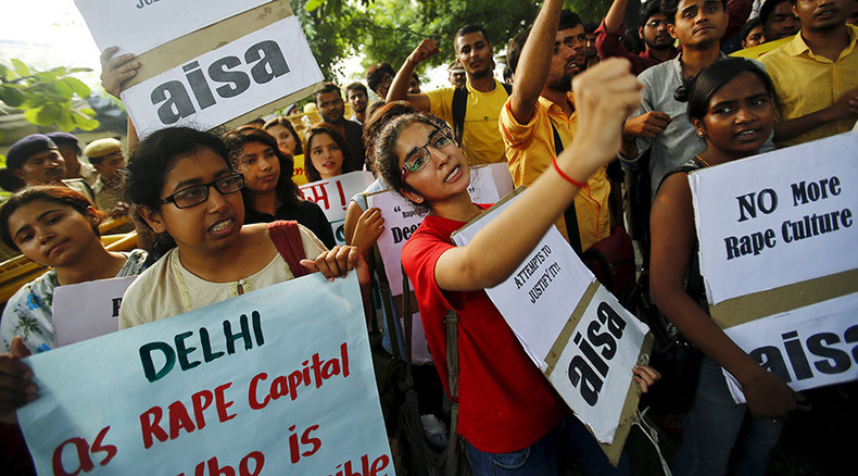 Police in India arrest 5 suspects, including 2 teenagers, in toddler rape cases