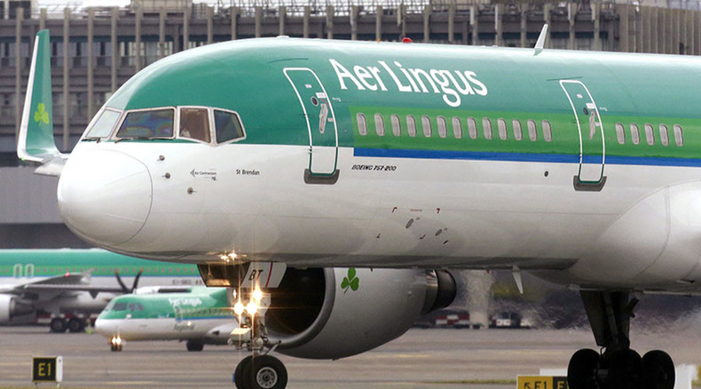 Horror on Lisbon-Dublin flight as man dies after 'running amok' & biting passenger