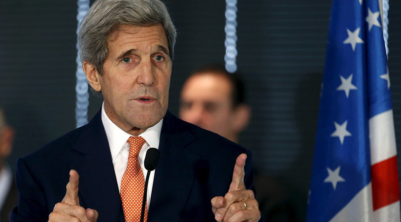 US seeks talks with Russia, Saudi Arabia, Jordan, Turkey on Syria – Kerry