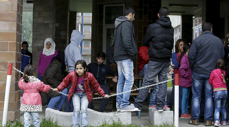 Syrian refugees could cost £23k each in first year