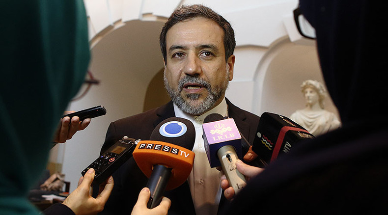 Iranian sanctions to be lifted in late 2015, centrifuge scrapping yet to start - nuclear negotiator