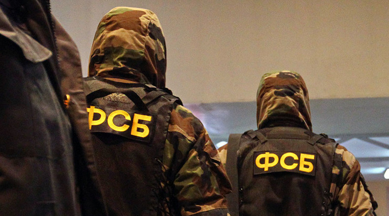 20 Islamist terrorists arrested in Moscow