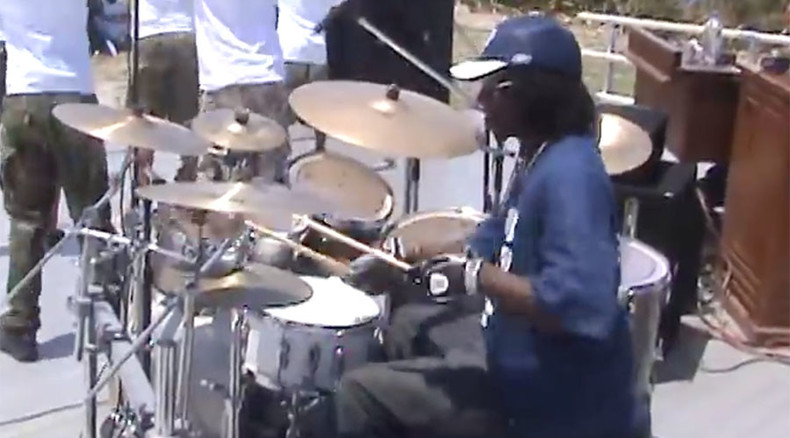 Undercover cop shot Florida church drummer in dead of night