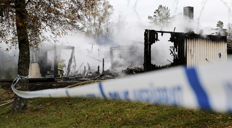 'I thought I was going to die:' Arson in Sweden targets asylum seeker center
