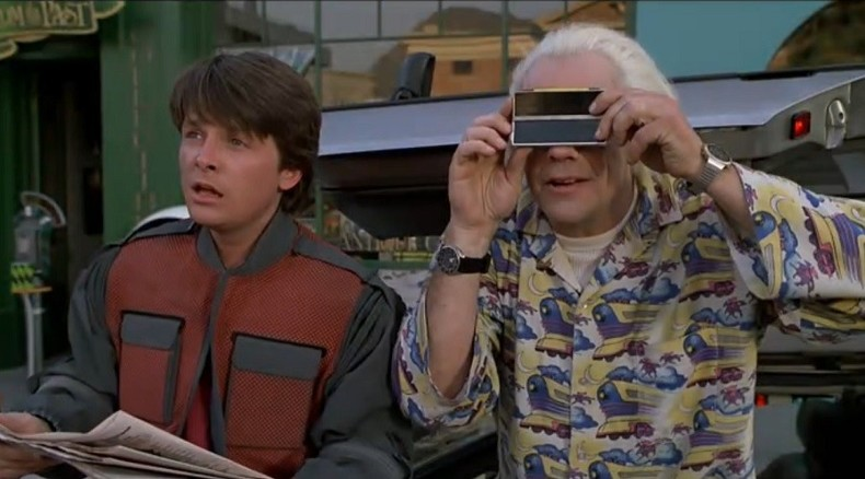 The future is today: 8 things 'Back to the Future' actually predicted… and what it got wrong