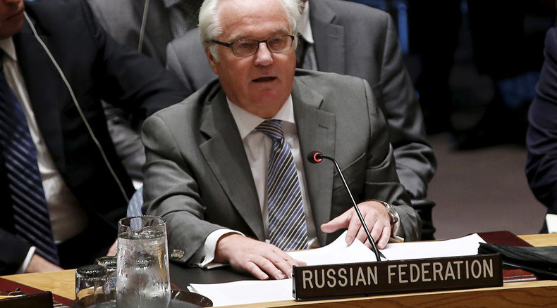 Russia calls for fairer UN, criticizes US, UK and France for 'usurping' key positions
