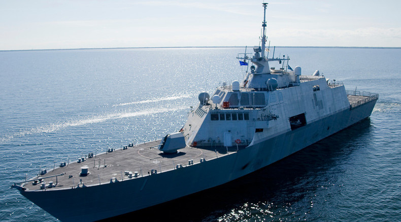Pentagon approves $11bn deal for 4 Lockheed ships to Saudi Arabia