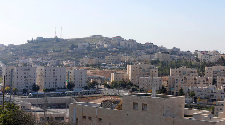 Jewish settlement construction in West Bank ruining Middle East peace process
