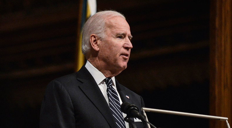 VP Biden not running for President