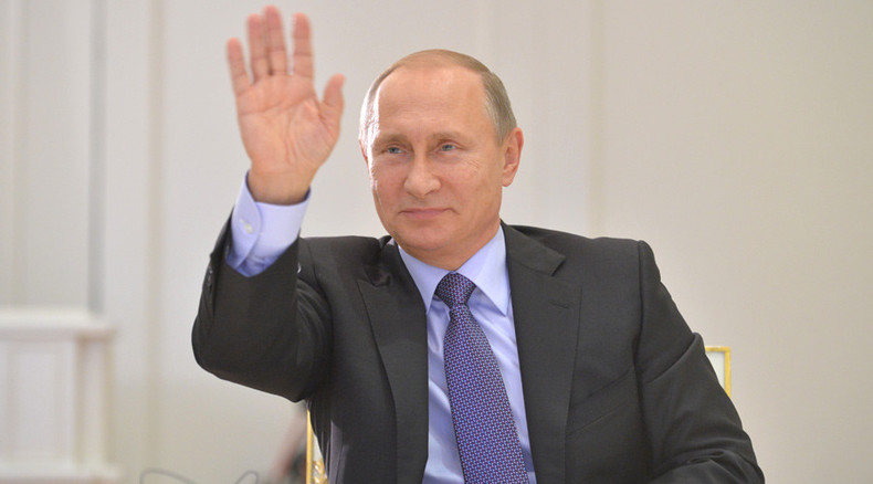 Putin's approval rating hits new historic high of almost 90%