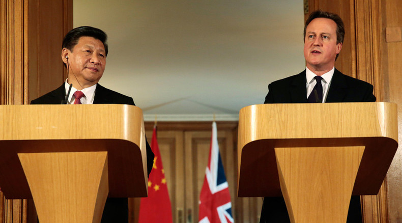 UK-China nuclear deal 'dangerous,' creates target for terrorists – CND