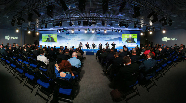 Valdai Discussion Club talks Middle East cycle of violence