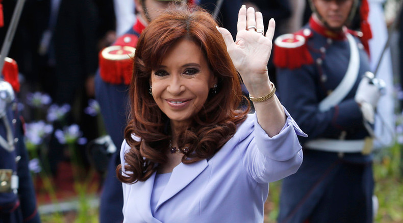 Argentina & Russia to boost energy ties – Kirchner