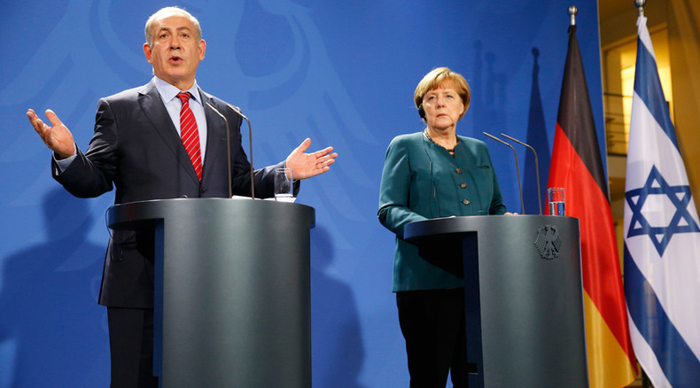 We're responsible for Holocaust, not Palestinian mufti - Germany on Netanyahu remarks