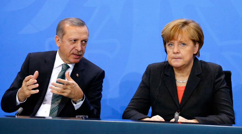 Merkel's Faustian embrace of Turkey