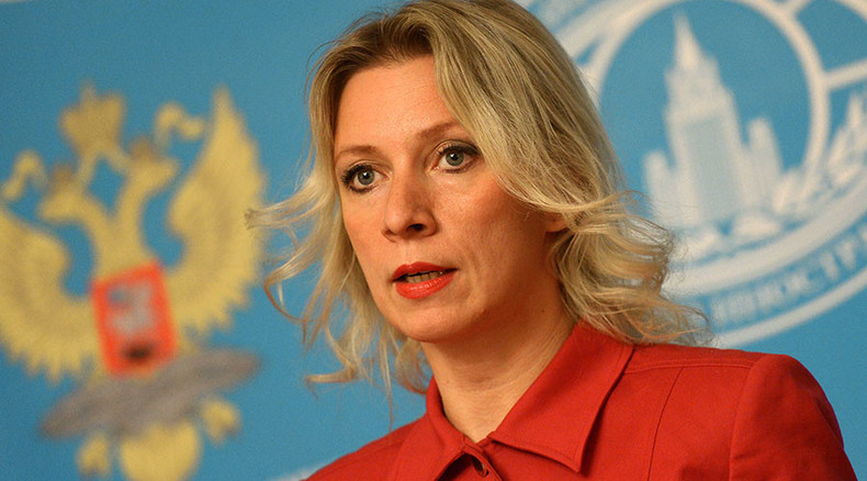 War of Words: Russian Foreign Ministry calls out MSM reports on hospital strike in Syria