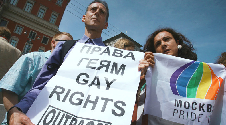 New Russian bill orders fines, arrest for public coming out as gay