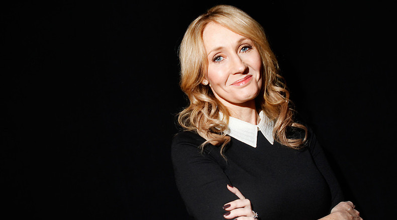 Harry Potter author JK Rowling leads resistance to cultural boycott of Israel
