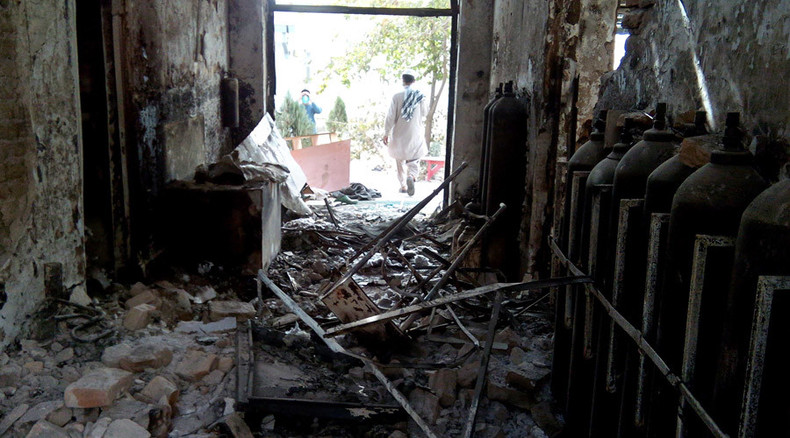 Death toll from US Kunduz hospital bombing rises to 23, as MSF confirms another staffer dead