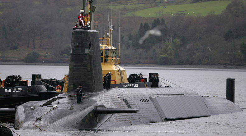 Trident trap: Replacement of UK's nuclear subs 'to cost £167 billion, exceeding all expectations'