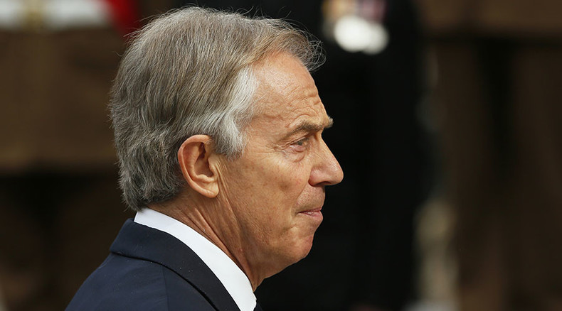 'International justice is farce if Blair doesn't go on trial over Iraq war'