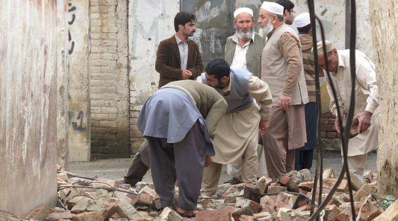 Deadly 7.5 earthquake hits Afghanistan, Pakistan & India