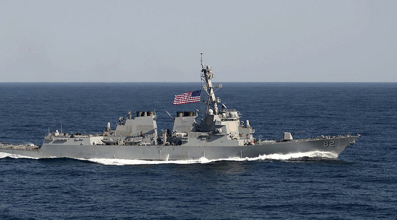 US plans to send destroyer to China's artificial islands – reports