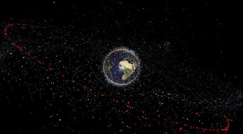'WTF': Mysterious artificial space object heading towards Earth