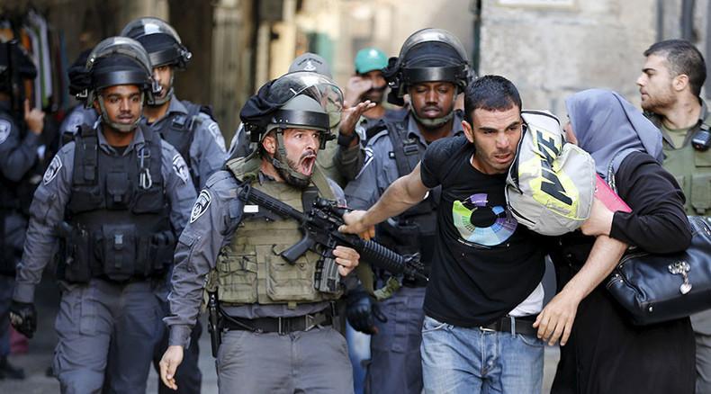Israeli police block Temple Mount CCTV installation