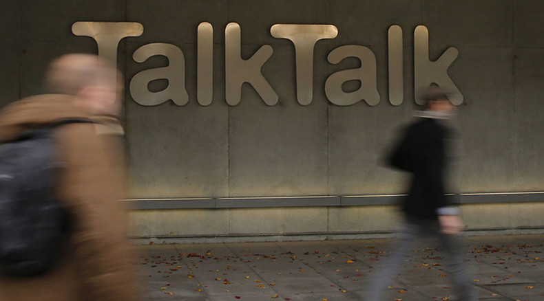 15yo teen arrested in British ISP TalkTalk hack investigation