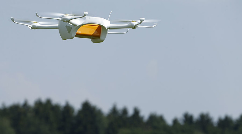 Walmart seeks go-ahead to test drone delivery